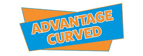 Advantage Curved Title
