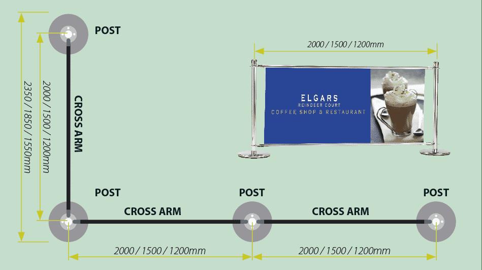 Cross Arm Diagram