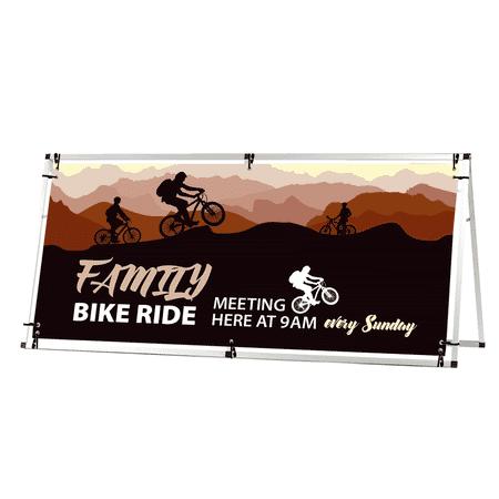 Outdoor A Banner