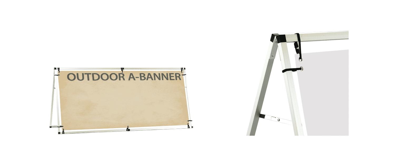 Outdoor A-Banner