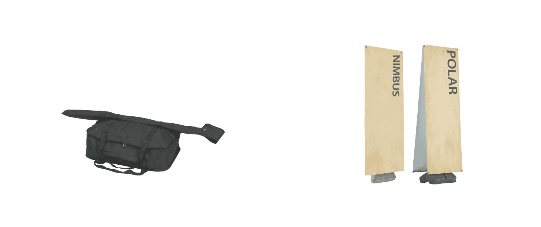 Polar Nimbus Carry Bag Set