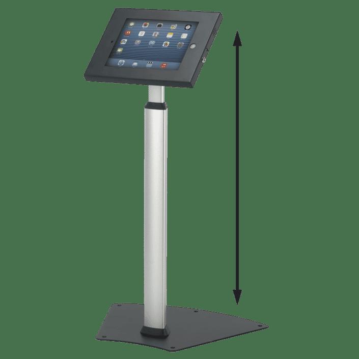 ipad holder height adjustable