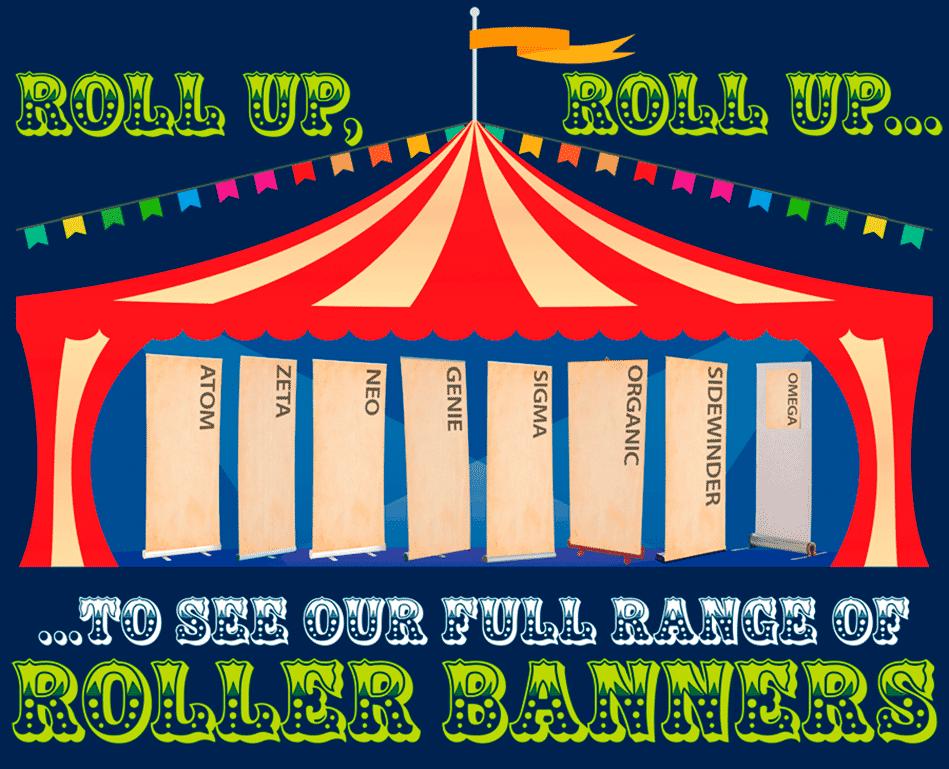 roller banners blog header