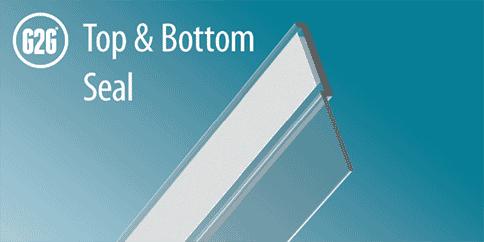 Joint G2G inférieur et supérieur pour portes