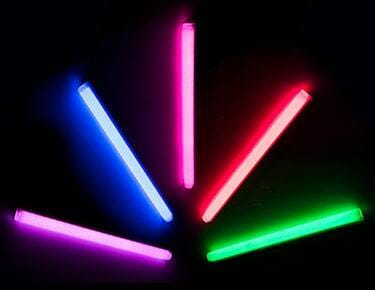 Extrusion de tubes aux couleurs LED