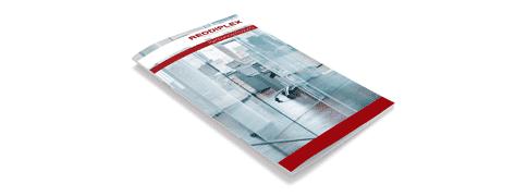 Reddiplex Partitioning Brochure