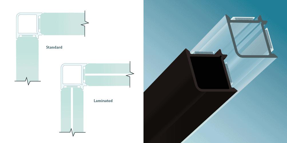 Angle carré