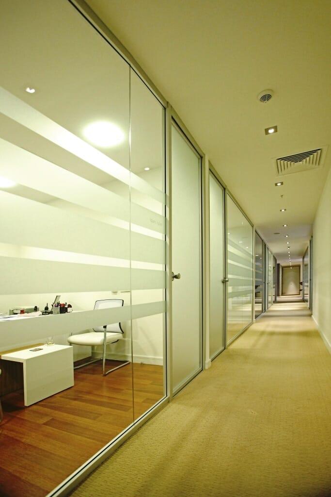 G2G Office Corridor