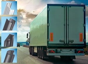 Lorry Door Seals