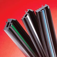 Solid Rubber Extrusions